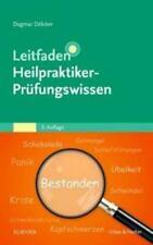Leitfaden Heilpraktiker-Prüfungswissen Dagmar Dölcker Buch Deutsch 2020