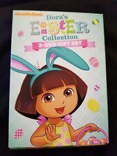 Dora the Explorer dvd Egg Hunt Esster Adventure Holiday Movie Cartoon