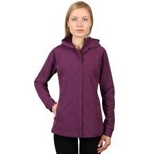 Kirkland Signature Women's Soft Shell Jacket  Size L Plum