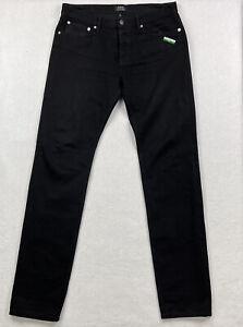 A.P.C. Petit Standard Jeans Black Size 32 Cotton Blend