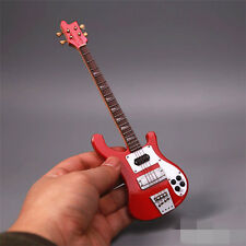 1/6 Mini Electric Guitar Musical Instruments Model Toy Figure Scene Accessories