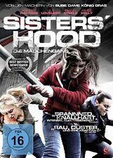 DVD - SISTERS HOOD Die Mädchengäng ASHLEY WALTERS Aimee Kelly    NEUWERTIG