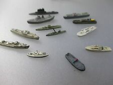 Wiking, Mercator, Neptun etc.: Konvolut Schiffe (Nr.26K37)