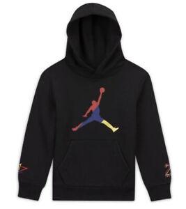 Jordan Black/Black Hoodie Size 6