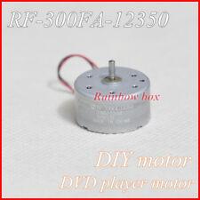 MABUCHI RF-300FA-12350 DC 5.9V Spindle Motor Solar Power Toy Motor CD DVD Player