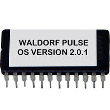 Waldorf Pulse firmware OS upgrade v2.01 - Final