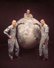 Apollo 11 Astronauts Crew Neil Armstrong, Mike Collins, Buzz Aldrin NASA Photo