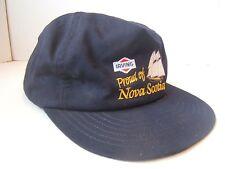Irving Snapback Hat Proud of Nova Scotia Sail Boat Gas Oil Petroleum Basball Cap