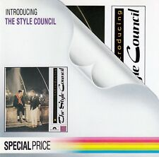 THE STYLE COUNCIL: Introducing The Style Council/CD-Top-État