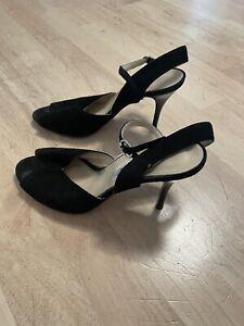 """comme il faut tango shoes Size 39, heel 8.5cm -3.4 """""""