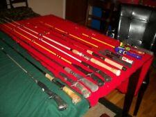 Modern Fishing Spinning Casting Rod Lot