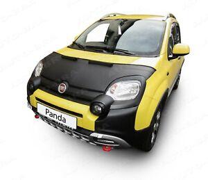Auto BRA für Fiat Panda Bj. ab 2011 Steinschlagschutz Haubenbra Tuning