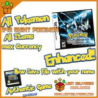 Pokemon: Black Version 2 (Nintendo DS) game lite dsi xl 3ds 2ds