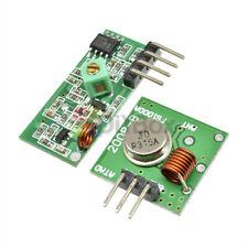 5pcs 315mhz Rf Transmitter Amp Receiver Wireless Module For Arduino Raspberry Pi