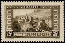 "MONACO STAMP TIMBRE N° 121 "" MONTEE AU PALAIS 25 C ""  NEUF x TB"