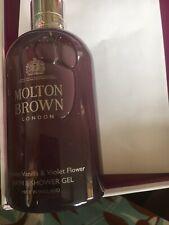 Molton Brown Exquisite Vanilla &Violet Flower Bath & Shower Gel 300ml New