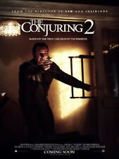 The Conjuring 2 Horror Movie 2013 High Quality Metal Fridge Magnet 3x4 9926