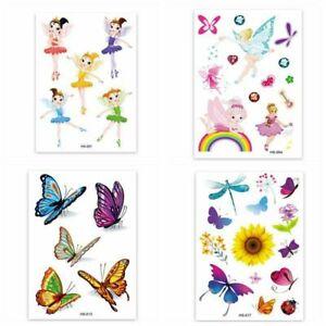 90 sheets.800 tattos.Children's Girls boysTemporary Tattoos Kids BirthdayParty.