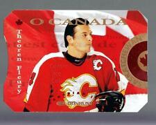 1996-97 Canadian Ice O Canada #5 Theo Fleury