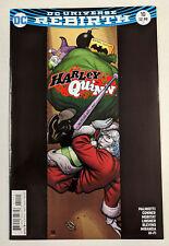 Harley Quinn #10 Rebirth - Frank Cho Variant - DC Comics VF/NM