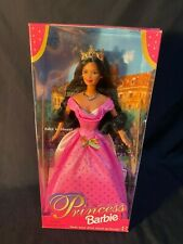 NIB 1998 Your Very First Royal Princess Barbie Ethnic Culture Mattel #22894