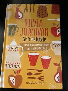 Romanian cookbook,(Romanian Edition), Hardcover, Carte de bucate Silvia Jurcovan
