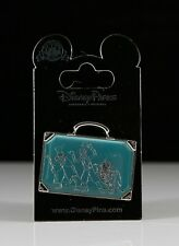 New Disney 2016  Haunted Mansion Hitchhiking Ghosts Suitcase Pin