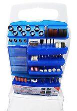 Mini Schleifer Set Schleifset für Schleifmaschine Feinbohrer Fräser Polierer Set