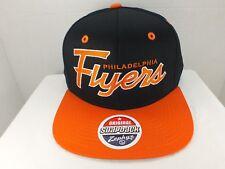 Philadelphia Flyers Nhl Hat Snapback Cap One size Adult cap New by Zephyr