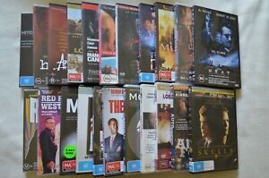 Various Drama/Comedy DVDs Choose From Moon Apocalypse Now The Guard Rushmore