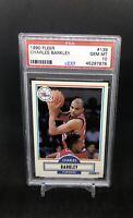 1990 Fleer Charles Barkley #139 Philadelphia 76ers PSA 10 GEM MINT