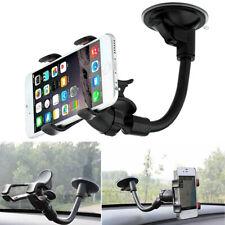 360° Universal Auto Handy Halterung Smartphone Navi LKW KFZ PKW drehbar Halter