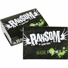 Ransom Basecoat All Temps Wax - Single Bar