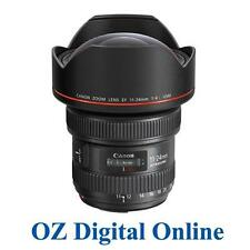 NEW Canon EF 11-24mm f/4L USM 11-24 F4 for 6D 5D MK 3 1 Yr Au Wty