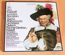 Verdi - Falstaff - Panerai Fischer-Dieskau Oncina - Bernstein - 2 CD Sony Neuf