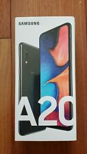 Samsung A20 - 32GB Black (Unlocked) Smartphone