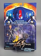 1997 Lost In Space Movie Judy Robinson Action Figure Cryo-Suit Moc Trendmasters
