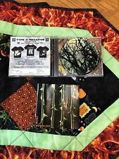 Type O Negative October Rust Autographed