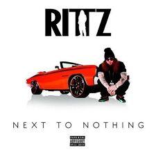 Next to Nothing [PA] by Rittz (CD, Sep-2014, Strange Music)