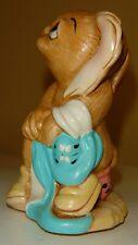 Pendelfin Stonecraft Totty Bunny Rabbit Figurine Hand Painted Made in England