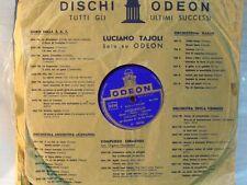 LUCIANO TAJOLI  - ACQUAIOLO / STRADARELLA - 78 GIRI TAIOLI