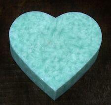 ABSINTHE Triple Scented Heart CANDLE MELT for Oil Burner 100hr HOME FRAGRANCES