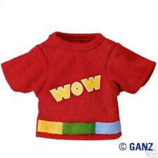 "Webkinz's Clothing  ""Wheel of WOW Tee""   w/code and Tag"