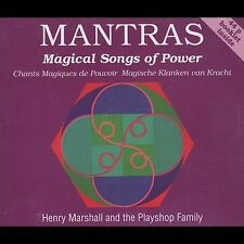 Henry Marshall - Magical Songs of Power (CD, 1994, 2 Discs, CD) chants