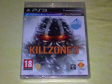 KILLZONE 3, PAL ESPAÑA NO PLATINUM ¡¡¡ NUEVO Y PRECINTADO !!!