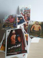 WWE Slam Attax Universe job lot ALL DIFFERENT 25-150 card bundle inc CHAMPION