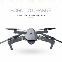 WiFi FPV 2.4ghz RC Drone Quadcopter With 720p HD Camera Flight Plan Helicopter