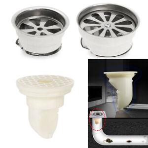 Shower Drainer Seal Stopper One Way Valve Floor Drain Drain Cover Anti odor