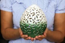 Floral candle lantern holder Romantic Valentine gift Lightning decor Tealight
