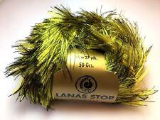 10 Stk Lanas Stop RABBIT# Farbe 904 wolle 10*50 Gr. Garn Wolle Hase Pelz´
